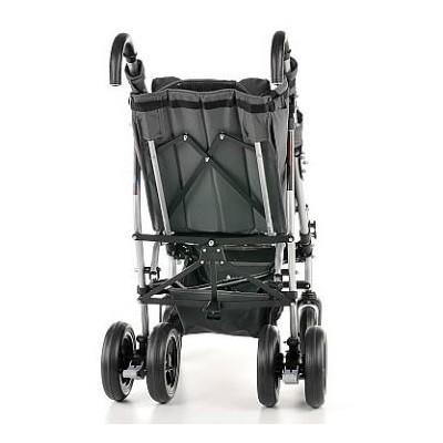 коляска амбрелла вид сзади